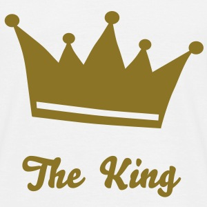 Crown, King, Queen, Pincess T-Shirts - Men's T-Shirt