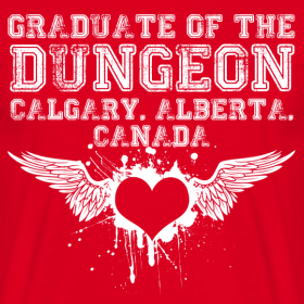 Design ~ The Dungeon T-Shirt