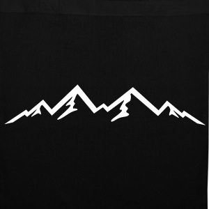 Mountains, Alps, Nature - Tote Bag