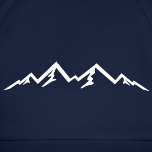 Mountains, Alps, Nature - Baseball Cap