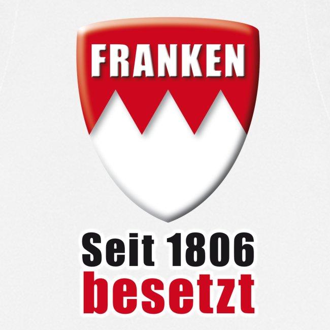 Seit  1806 besetzt Schürze