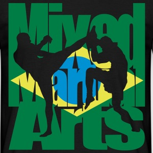 Brazilian Mixed martial arts - Männer T-Shirt