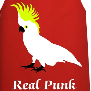 Punk Cockatoo - Cooking Apron