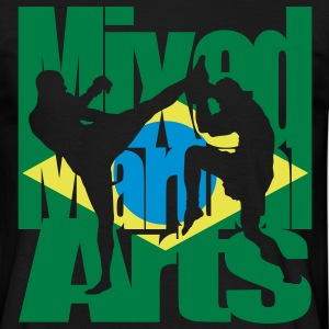 Brazilian Mixed martial arts - Men's T-Shirt