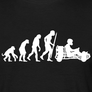 Evolution du karting Tee shirts - T-shirt Homme