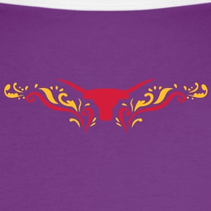 Western Tribal Tattoo Triple T-Shirts - Frauen Kontrast-T-Shirt