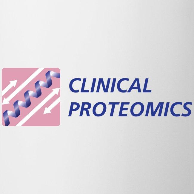 Clinical Proteomics (mug)
