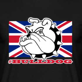 Design ~ #Bulldog T-Shirt