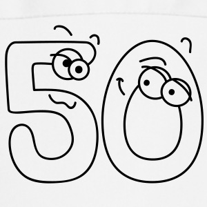 50 or fifty Forklæder - Forklæde