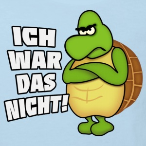 Kinder T-Shirt klimaneutral Ich war das nicht - Kinder Bio-T-Shirt