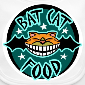 Bat Cat Food Accessories - Baby Organic Bib
