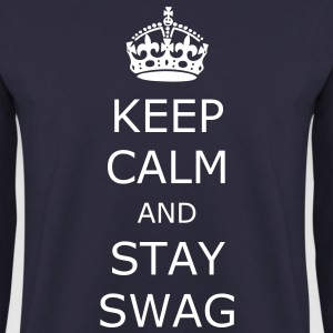 Marine Keep Calm Sweat-shirts - Sweat-shirt Homme