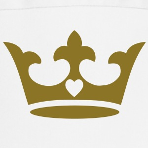 crown, heart  Aprons - Cooking Apron