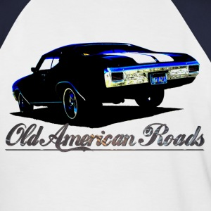 Old American Roads Chevelle - T-shirt baseball manches courtes Homme