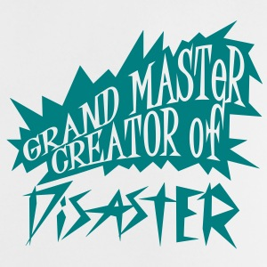 grand master creator of disaster (1c) Baby Shirts  - Baby T-Shirt