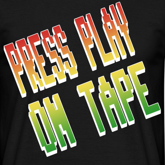 Press play on Tape (1)