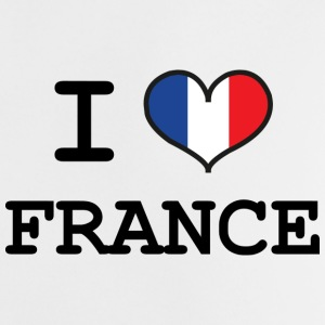 I Love France Tee shirts Bébés - T-shirt Bébé