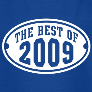 THE BEST OF 2009 - Birthday Anniversaire Enfants Tee Shirt WB - T-shirt Enfant