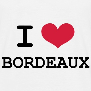 I Love Bordeaux Tee shirts - T-shirt Homme