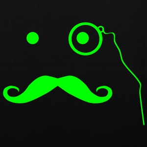 Wicked Uncle, Moustache and Monocle Bags  - Tote Bag