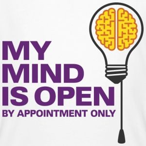 My Mind Is Open 4 (dd)++ T-shirts - Ekologisk T-shirt herr
