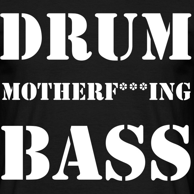 Drum´n´Bass T-Shirt