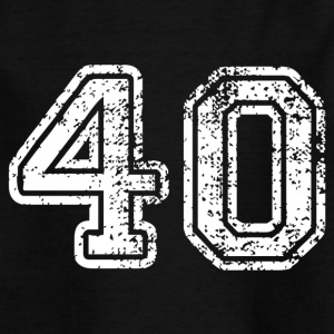 40 Shirts - Teenage T-shirt