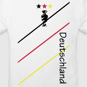 Deutschland EM Fan Shirt zur Euro 2012 - Kinder Bio-T-Shirt