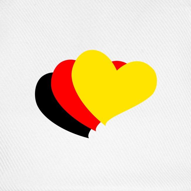 Deutschland Herzen