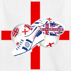 England Saint George soccer Kids' Shirts - Teenage T-shirt