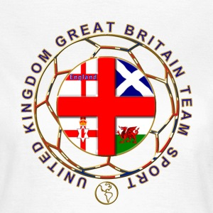 Great Britain team sport T-Shirts - Women's T-Shirt