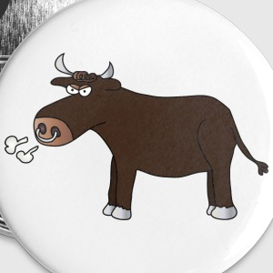 Bull Buttons - Buttons small 25 mm