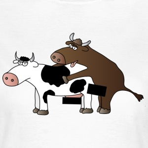 cattle censored T-Shirts - Women's T-Shirt