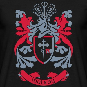 Mulroy Family Crest T-Shirts - Men's T-Shirt