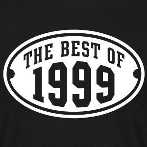 THE BEST OF 1999 - Birthday Anniversaire Tee Shirt WB - T-shirt Homme