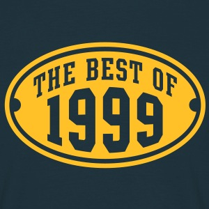 THE BEST OF 1999 - Birthday Anniversary T-Shirt YN - Men's T-Shirt