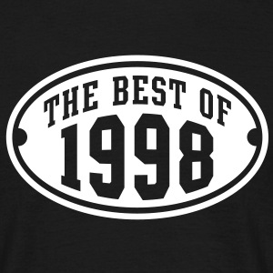 THE BEST OF 1998 - Birthday Anniversaire Tee Shirt WB - T-shirt Homme