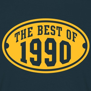 THE BEST OF 1990 - Birthday Anniversaire Tee Shirt YN - T-shirt Homme