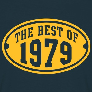 THE BEST OF 1979 - Birthday Anniversary T-Shirt YN - Men's T-Shirt
