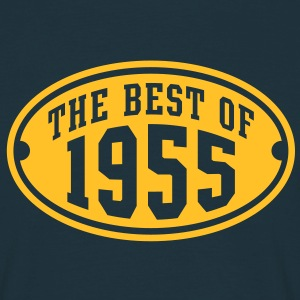 THE BEST OF 1955 - Birthday Anniversary T-Shirt YN - Men's T-Shirt