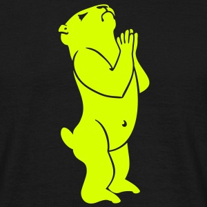 Das Gebet / a prayer (otter c, 1c) T-Shirts - Men's T-Shirt