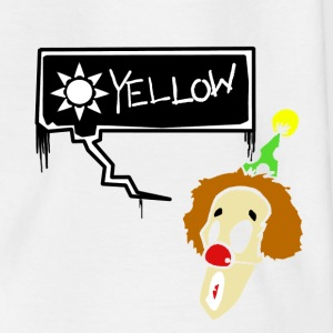 Trauriger Clown T-Shirts - Kinder T-Shirt