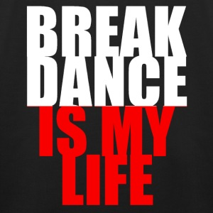 break dance is my life pologne Hoodies - Kids' Premium Hoodie