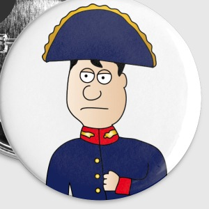 Napoleon Buttons - Buttons small 25 mm