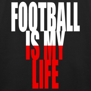 football is my life pologne Hoodies - Kids' Premium Hoodie