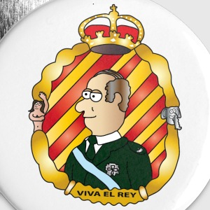 Juan Carlos Buttons - Buttons small 25 mm