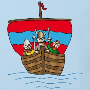 Viking Barn-T-shirts - Ekologisk T-shirt barn