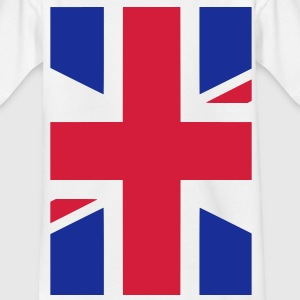 UK England Great Britain Flag Kids' Shirts - Teenage T-shirt