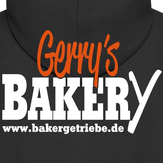 Gerry's BAKERy Kaputzen-Shirt mit Reißverschluß