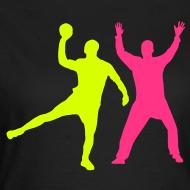 Motif ~ Handball Tee-Shirt, Gagne ton duel